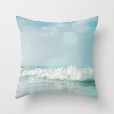 ocean 2254 Throw Pillow