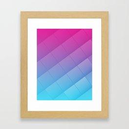 Breaking Barriers Framed Art Print
