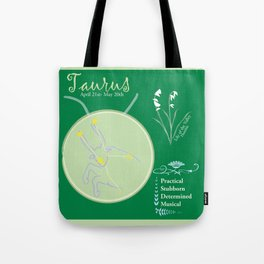 Taurus May Tote Bag
