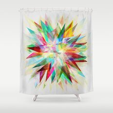 Colorful 6 Shower Curtain