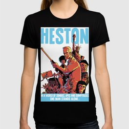 Heston! T-shirt