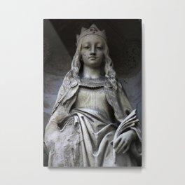 Brussels IV Metal Print