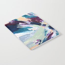 seaside. Notebook