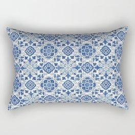 Azulejos Rectangular Pillow