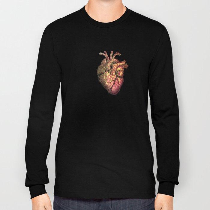 Anatomical heART Long Sleeve T-shirt