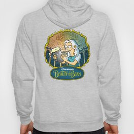 Disenchantment vs Beauty and the Beast Hoody
