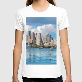 Boston 02 - USA T-shirt