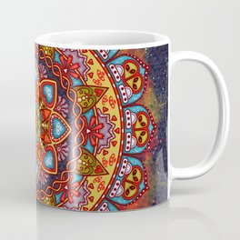 Bohemian Light Ship Love Coffee Mug