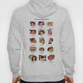 A Brief Guide to 20th Century Latina Artists Hoody