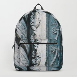 Gothic Sculpture Art Decoration II Backpack