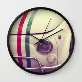 The car Wall Clock