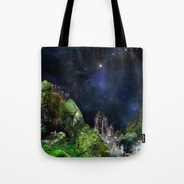 Forster-Tephroite-III Tote Bag