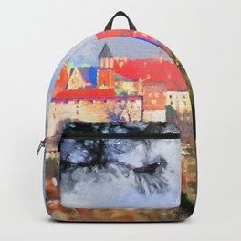 Cracow - Wawel castle Backpack