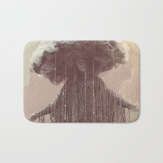 storm lady Bath Mat