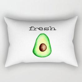 Fresh Avocado fr e sh a voca do Rectangular Pillow