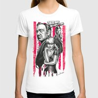 house of cards T-shirts featuring Two Kinds Of Pain - House Of Cards by Renato Cunha