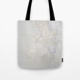Flowers in white Tote Bag
