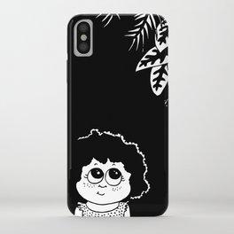 Dream in black iPhone Case