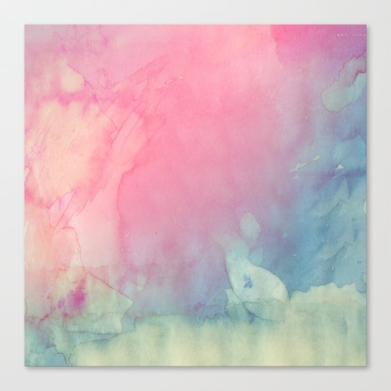 Rose and Serenity Canvas Print