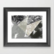 Graphic_Paint Framed Art Print