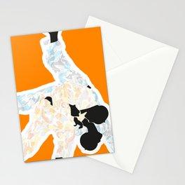 Delicate Judoka 03 Stationery Cards