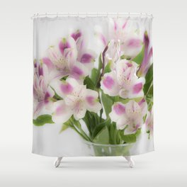 Floral Refreshment Shower Curtain