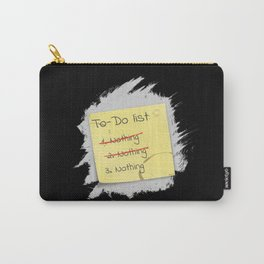 To do list Carry-All Pouch