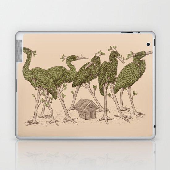 Bird Forest Laptop & iPad Skin