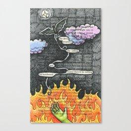 Twenty-seven. Canvas Print