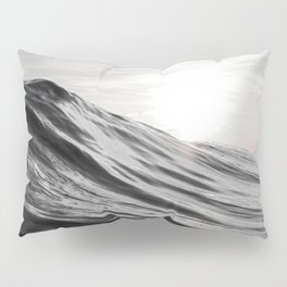 Motion of Water Pillow Sham
