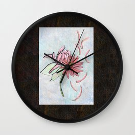 And Beauty Unknown Wall Clock