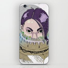 Tough Scarf iPhone Skin