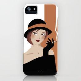 VINTAGE BONNIE iPhone Case