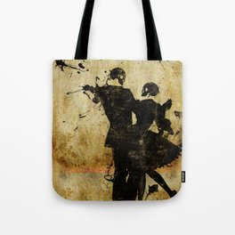Dance With The Dead Tote Bag