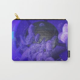 Acrylic Jelly Fish Carry-All Pouch