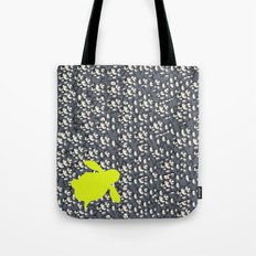 Naked Turtle Tote Bag