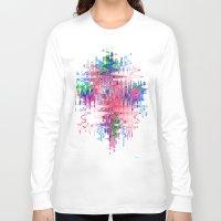 splash Long Sleeve T-shirts featuring splash by sladja