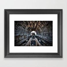 Dunlop Semtex Framed Art Print