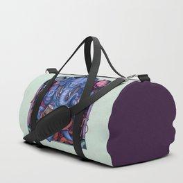 Ganesha Night Duffle Bag
