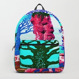 If A Tree Falls In Sicily Color 3 Backpack