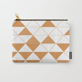 Geometric DC Carry-All Pouch