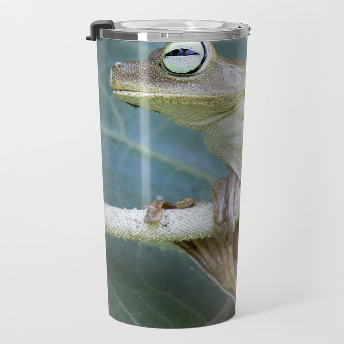 Nature - Frog Photography Travel Mug