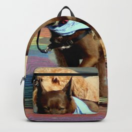No Ifs, Ands, Or Butts! Backpack