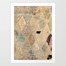 Chrysalis 3 Art Print