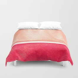 Sea Dusk Duvet Cover