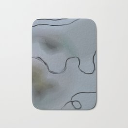 Sideral Ribbon Bath Mat