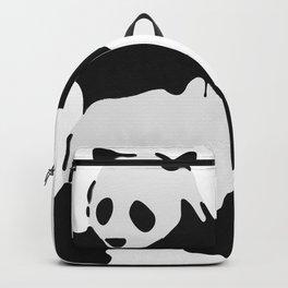 Banksy Pandamonium Armed Panda Artwork, Pandemonium Street Art, Design For Posters, Prints, Tshirts Backpack