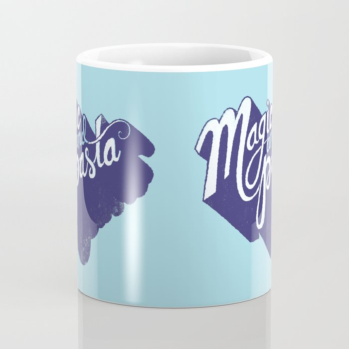 Life: Magic & Pasta Coffee Mug