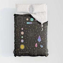 Witch Starter Kit: Astronomy - Illustration Comforters