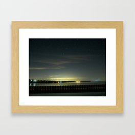 Port Rowan Framed Art Print